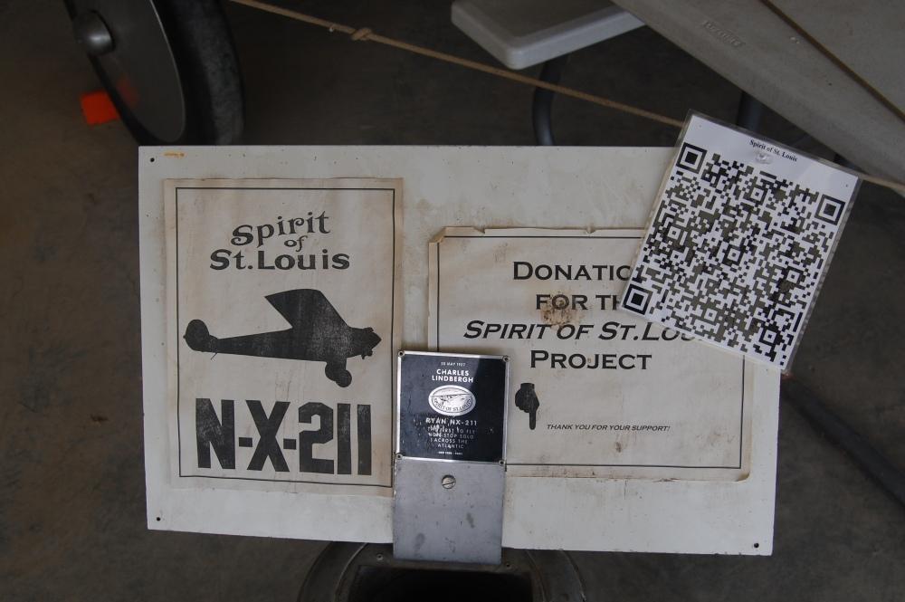 Spirit of St. Louis Replica (3/3)